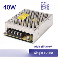 Wholesale 40W V switching mode power supply ac dc v v v v power transformer high quality for led strip