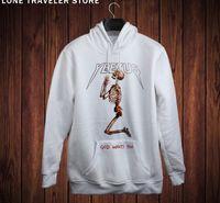 belts with skulls - hip hop yeezus human skulls hoodies men hoodies kanye west sweatshirt d Add Cloth with soft nap sportswear men pullover