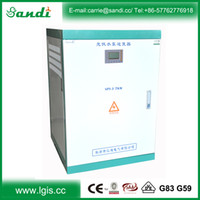 ac drive systems - Variable frequency drive KW three phase ac drive solar pump inverter with MPPT high efficiency for agriculture irrigation system