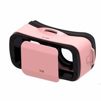 Wholesale LEJI New MINI VR box D glasses VR Head set virtual reality helmet for iphone and android inch inch
