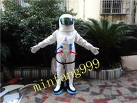 astronaut costumes - Hot Sale High Quality Space suit mascot costume Astronaut mascot costume with Backpack glove shoes