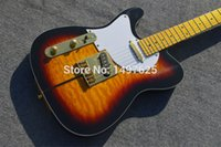 Wholesale new tl custom shop left hand electric guitar oem guitar guitar in china