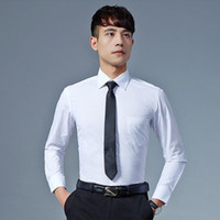 Wholesale 2016 Brand New Men Shirt Male Dress Shirts Men s Fashion Casual Long Sleeve Business Formal Shirt camisa social masculina
