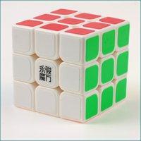 Wholesale 3x3x3 Magic Puzzle Magic Cube Classic Toys Puzzle Magic Game Toy Adult Children Intelligence Educational Toys