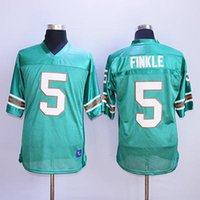 ace ventura - 2016 New Men s RAY FINKLE ACE VENTURA Green jerseys Top Quality Drop Shipping Mixed orders Jerseys