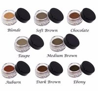 Wholesale Anastasia Dip brow Pomade Eyebrow Enhancers Waterproof Creamy Eyebrow Long Lasting Full Thick Brows Fast Drying Ana Eyebrow Enhancers ABH