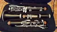 Wholesale Buffet R13 Bb clarinet repadded recently excellent condition ProTec case