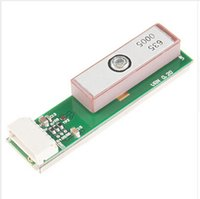 Wholesale GP T Free shippment GPS Receiver Module with ultra thin high sensitive monitoring sensor channel TTL interface