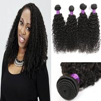 belle soft - Peruvian Afro Kinky Curly Hair Human Hair Weave Belle Queen Hair Kinky Curly Virgin Hair Bundles Very Soft Top Quality