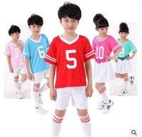 Wholesale Performance clothing2016 new children Cheerleading performance clothing boys and girls fashion