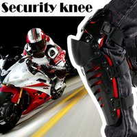 Wholesale High quality Hot Motorcycle Racing Motocross Knee Pads Protector Guards Protective Gear Free Drop Shipping