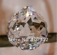 Wholesale AAA Quality Guaranteed mm Clear Crystal Faceted Balls For Wedding Decoration Best Selling