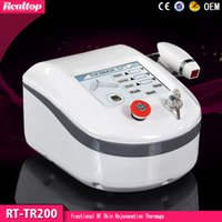 Wholesale More popular skin rejuvenation machine thermagic fractional rf microneedle machine for wrinkle remover rf beauty machine