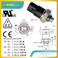 Wholesale 3 pressure ranges pressure switches control automobile ac condenser fan and compressors replace danfoss ACB cartridge switches