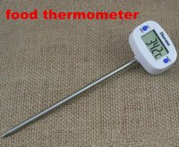 bbq temperature controller - New Digital Thermometer Kitchen Cooking Food Meat Probe BBQ temperature meter tester Chocolate Oven