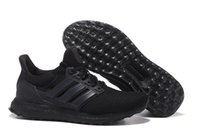 Wholesale 2016 Hot Sale Pirate Black Men s Originalss Quality Ultra Boost Shoes Mens Tennis Traning Shoes