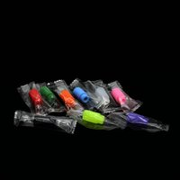 Wholesale vapesoon colorful silicon mouthpiece for melo melo mini micro tfv4 tank pack