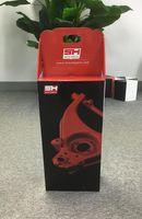 advertising promotional - 2016 Cardboard Trolley Case Advertising Trolley Bag Promotional Cardboard Trolley Box