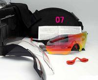 Wholesale New style jawbr ev zero cycling eyewear bicycle glasses sunglasses lens men