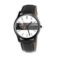 albert arts - Fashion watch with the pattern of Albert Einstein Waterproof sports watch Classical art culture and literature watch Men quartz watch