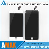 Wholesale Display Touch Digitizer Screen Full Assembly Replacement Grade A for display iPhone LCD cell phone screen repair parts