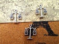 antique balance scale - 45pcs Scales Charms Antique silver Terrific Detail Scales Charm pendant Balance Charms x16mm
