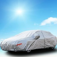 Wholesale HOT Outdoor UV Waterproof Rain Dust Snow Breathable Full Protection Car Cover