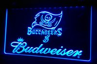 bay switch - LS431 b Tampa Bay Buccaneers Budweiser Neon Light Sign jpg
