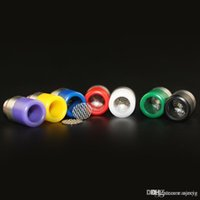 best air filters - best e cigarette air flow acrylic drip tip that cools vapor with filter dhl