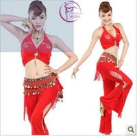 belly dancing kit - The new practice belly dance costume belly dance suit dance costume stage clothing belly dance performances Kit