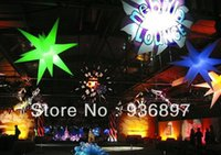 Wholesale advertisement inflatable stars decoration inflatable star