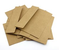 announcement cards - x Blank Kraft Paper Envelopes Plain Envelope For Invitation Announcement Card Or Gift Wrapping X cm