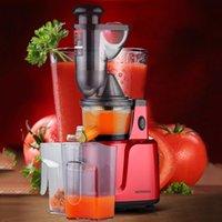 Wholesale W mm big mouth Juicer automatic orange juice machine electric slow juicer multi function food processor SJ