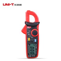 Wholesale UNI T UT210B Clamp Multimeter AC A A A With Auto Range True RMS NCV Low Battery Indication Max min Function Portable