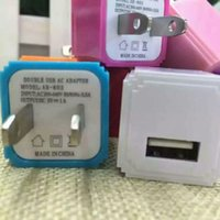 ac points - New USB Wall Charger V A AC Travel Home Charger Adapter US for Samsung Note S7 S6 A8 A7 green point