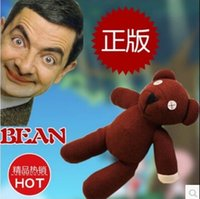 Wholesale 1 Piece quot Mr Bean Teddy Bear Animal Stuffed Plush Toy Brown Figure Doll Child Christmas Gift Toys