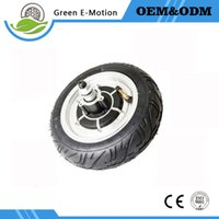 Wholesale powerful high quality inch electric wheel hub motor mm diameter V W W electric scooter bicycle motor