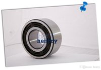 Wholesale double row High speed steel bearings angular contact bearings nylon crown copper holder