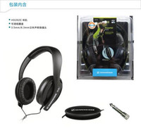 Wholesale HD headphone with powerful bass Over the head Hi Fi sound DJ stereo dynamic headphone and the monitor headphone