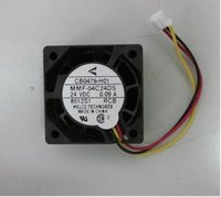 abb plc - Original new Melco MMF C24DS RCB Cooling Fan with V A Wires For ABB PLC