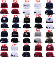 basketball party supplies - Fashion Designer Champion Snapback Flat Brimmed Hats Supply For Adults Mens Womens Hip Hop Adjustable BasketBall Hats Party Gorras Gift