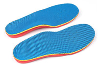activated carbon types - 2Pair Children Flatfoot X O Type Legs Can be Trimmed Arch Support Orthotics Insole Shoes Accessories