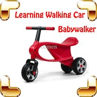 Wholesale New Arrival Gift Rastar Babywalker Baby Learning Walking Car Kids Ride On Cars Outdoor Drive Education Toy Go cart Vehicle