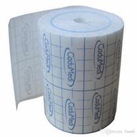 adhesive plaster roll - 2pcs cm m Medical Non Woven Tape Roll Nonwoven Adhesive Tapes Surgical Wound Dressings Surgery No Sensitive Viscous Plaster