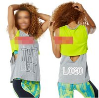 beat woman - woman Dance vest Be The Beat Cutout Layered Tank Racerback grey