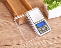 Wholesale Hot selling g x g Digital Pocket Scale Jewelry Weight Electronic Balance Scale mini digital pocket scale digital weighing scales