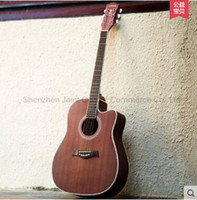 Wholesale High cost ANDREW40 inch inch acoustic guitar acoustic guitar beginners Kapok guitar jita Complimentary spree