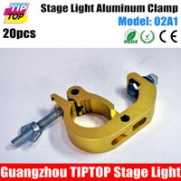 Wholesale Discount Price mode A1 Theatrical Lighting Sale Yellow Color Painting Stage Lights Clamps kg Weight Bear KG Big On Line