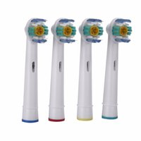 b head set - New set Oral Hygiene EB A Rotary B Electric Toothbrush Heads Replacement for Braun Oral Soft Bristles Tooth brush heads