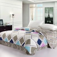 Wholesale Paris in the spring High quality Cotton Quilt Cover